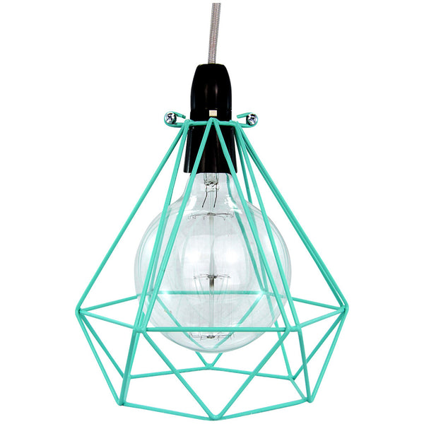 Diamond Pendant - Xanadu - Industrial Lighting Studio - 2