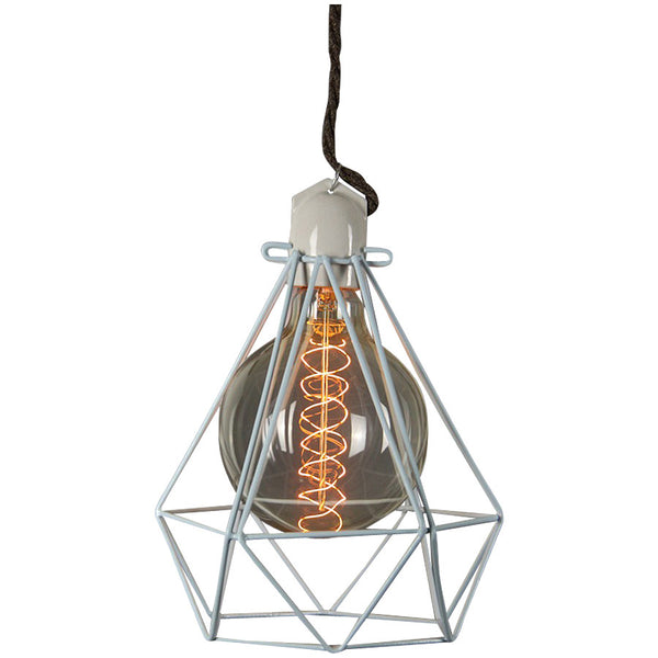 Diamond Pendant Modern Dandy - Lord Byron - Industrial Lighting Studio - 6