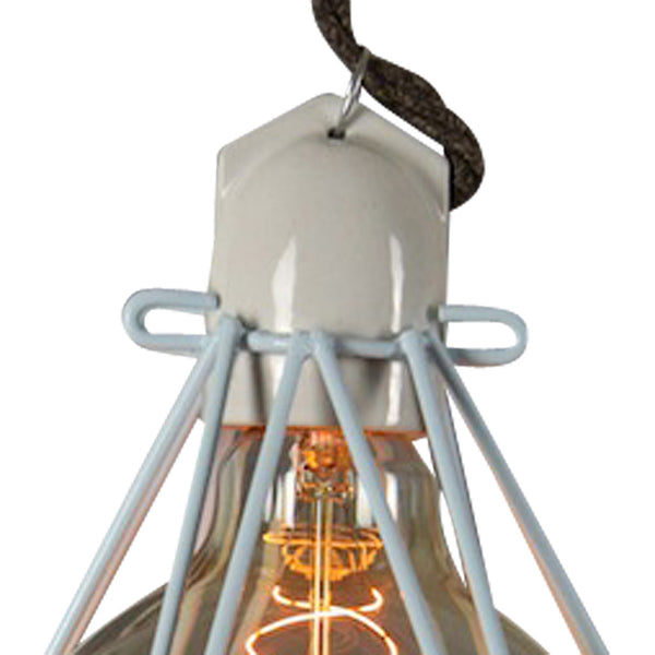 Diamond Pendant Modern Dandy - Lord Byron - Industrial Lighting Studio - 8