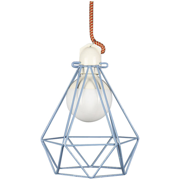 Diamond Pendant Modern Dandy - Beau Brummel - Industrial Lighting Studio - 1