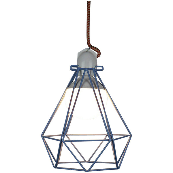 Diamond Pendant Modern Dandy - Beau Brummel - Industrial Lighting Studio - 2