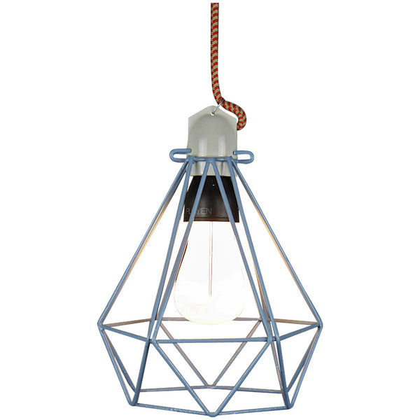 Diamond Pendant Modern Dandy - Beau Brummel - Industrial Lighting Studio - 4