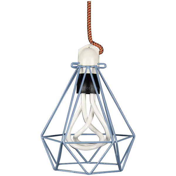 Diamond Pendant Modern Dandy - Beau Brummel - Industrial Lighting Studio - 7