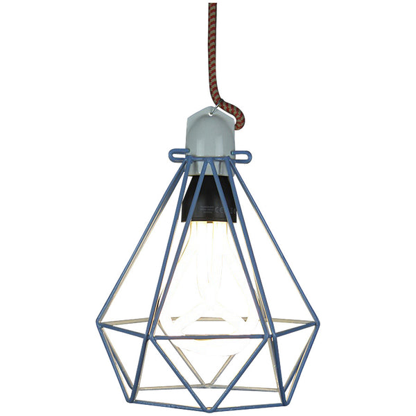 Diamond Pendant Modern Dandy - Beau Brummel - Industrial Lighting Studio - 8
