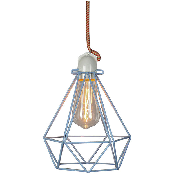 Diamond Pendant Modern Dandy - Beau Brummel - Industrial Lighting Studio - 9
