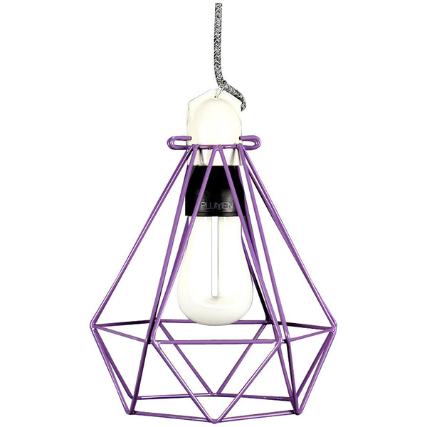 Diamond Pendant Modern Dandy - Beau Nash - Industrial Lighting Studio - 1