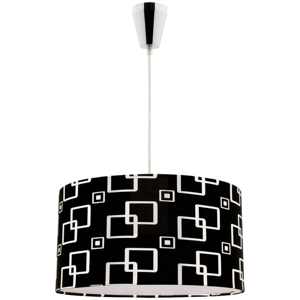 Fabian Pendant Lamp DIY - Black - Industrial Lighting Studio