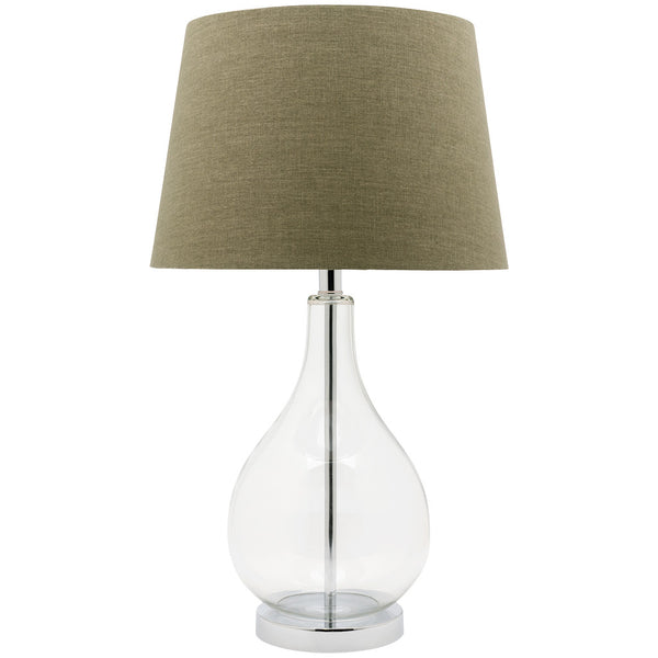 Gina Table Lamp - Green - Industrial Lighting Studio