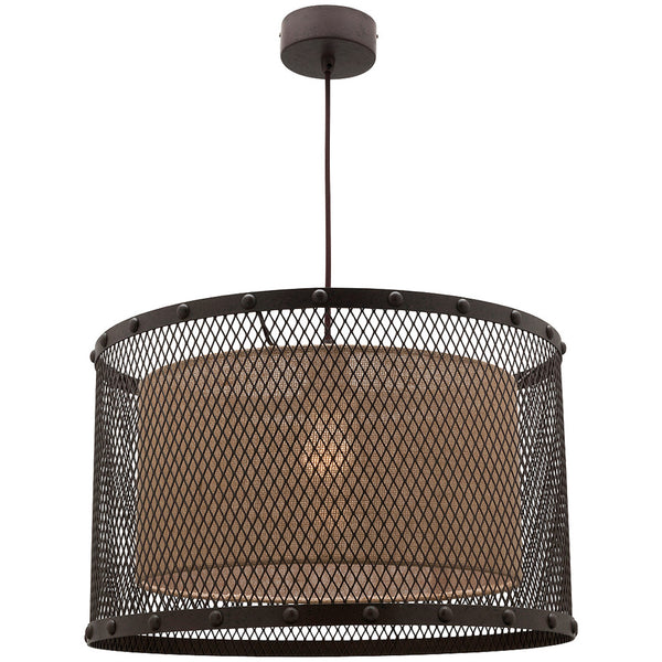 Java Pendant Light - Large - Industrial Lighting Studio