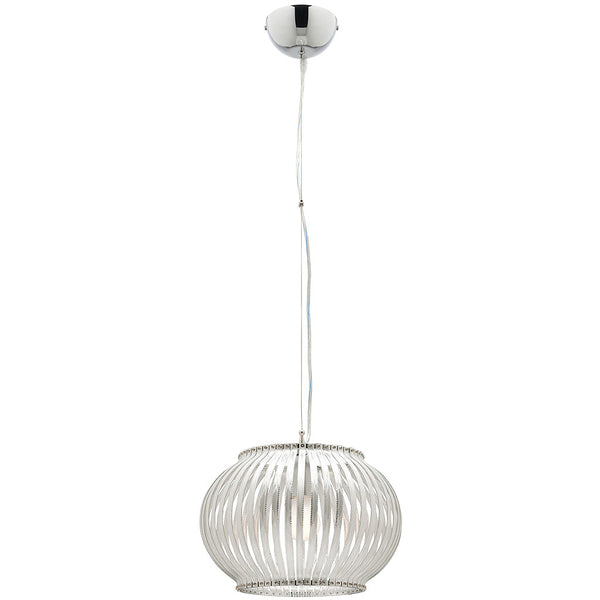 Lotus Single Bulb Pendant Light - Industrial Lighting Studio