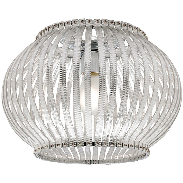 Lotus Batten Fix Ceiling Light - Industrial Lighting Studio
