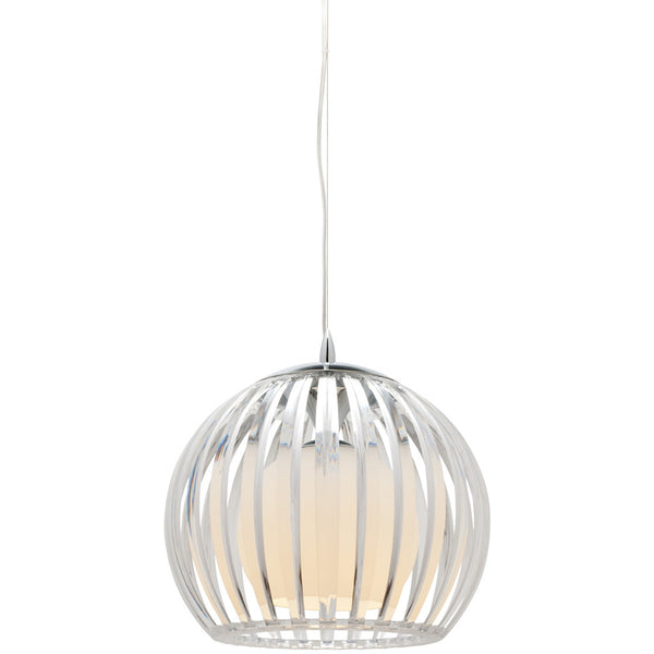 Lucerne Pendant Light - Clear - Small - Industrial Lighting Studio