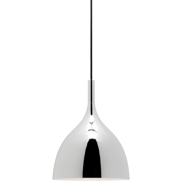 Mantra Pendant Light - Chrome - Industrial Lighting Studio