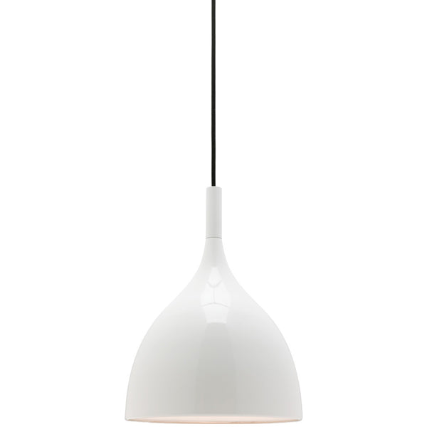 Mantra Pendant Light - White - Industrial Lighting Studio