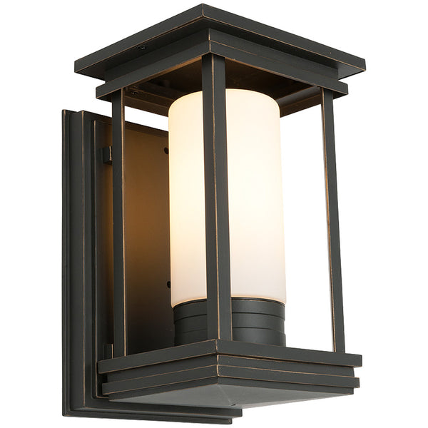 Norfolk Exterior Light - Bronze - Industrial Lighting Studio