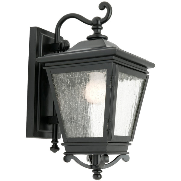 Nottingham Exterior Light - Black - Industrial Lighting Studio
