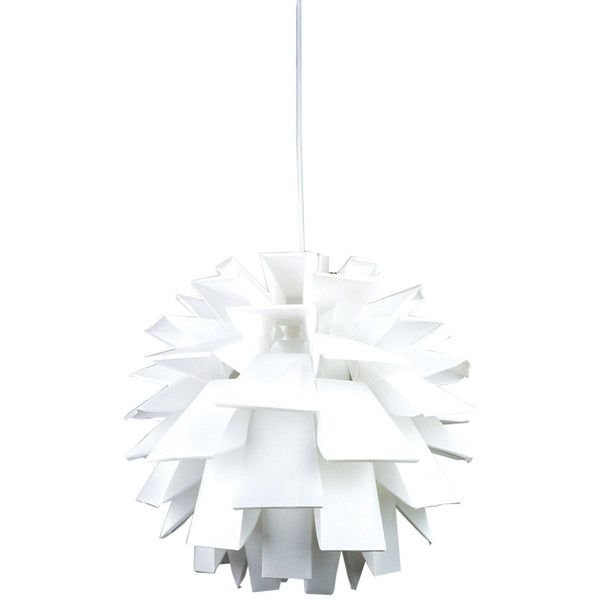 Concept Pendant Lamp- White - Industrial Lighting Studio