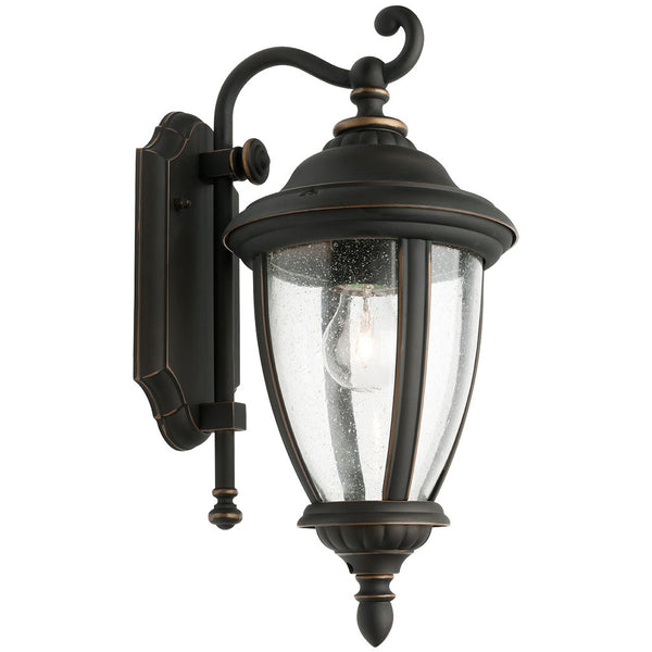 Oxford Exterior Light - Bronze - Industrial Lighting Studio