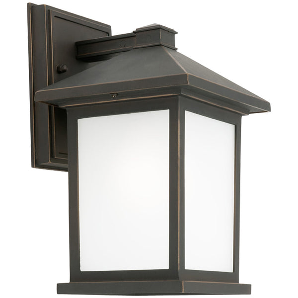 Plymouth Exterior Light - Bronze - Industrial Lighting Studio