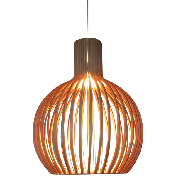 Citilux Replica Wood Octo 4240 Pendant Lamp - Premium version - Industrial Lighting Studio - 2