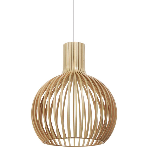 Citilux Replica Wood Octo 4240 Pendant Lamp - Premium version - Industrial Lighting Studio - 1
