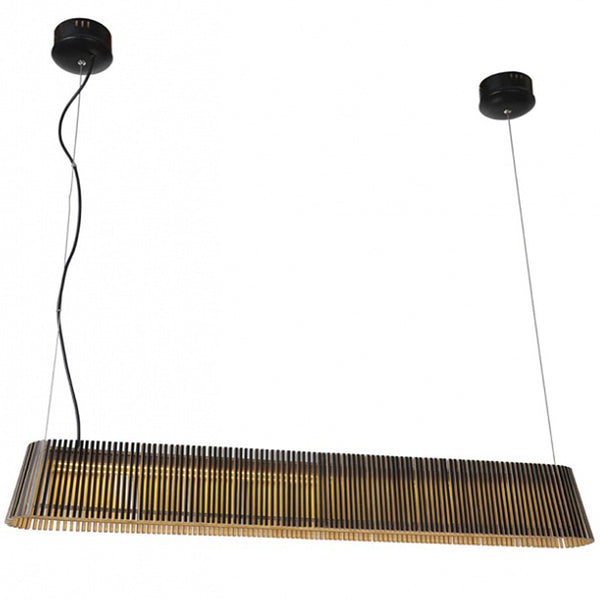 Citilux Replica Wood Owalo 7000 Pendant Lamp - Premium version - Natural Birch - Industrial Lighting Studio
