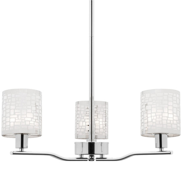 Ritz 3 Lamp Pendant Light - Industrial Lighting Studio