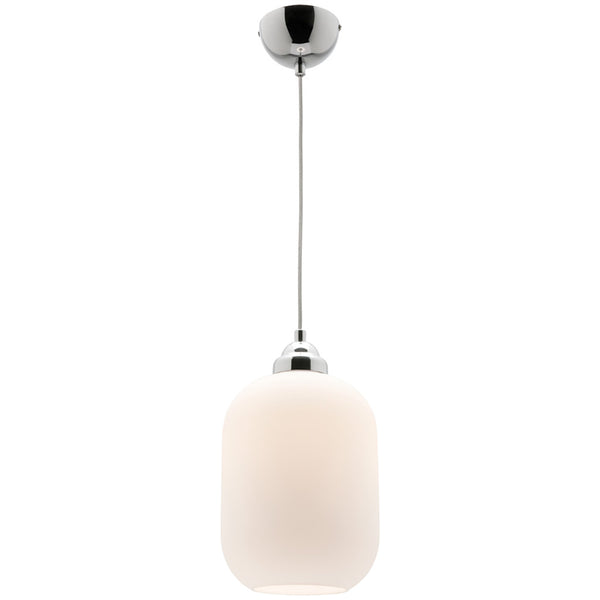 Shilo Single Drop Pendant Light - Industrial Lighting Studio