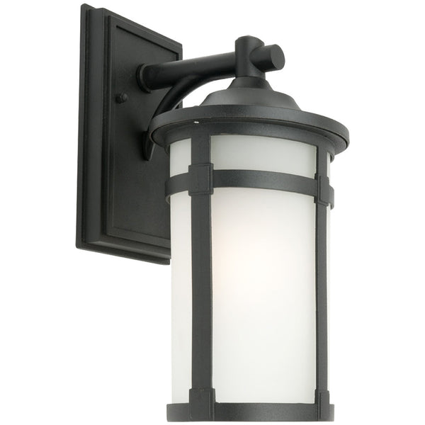 Swansea Exterior Light - Black - Industrial Lighting Studio