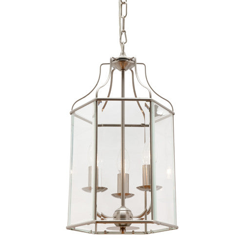 Arcadia 3 Bulb Pendant Light - Industrial Lighting Studio