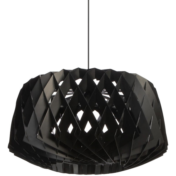 Citilux Replica Pilke 60 Pendant Light - Black - Industrial Lighting Studio