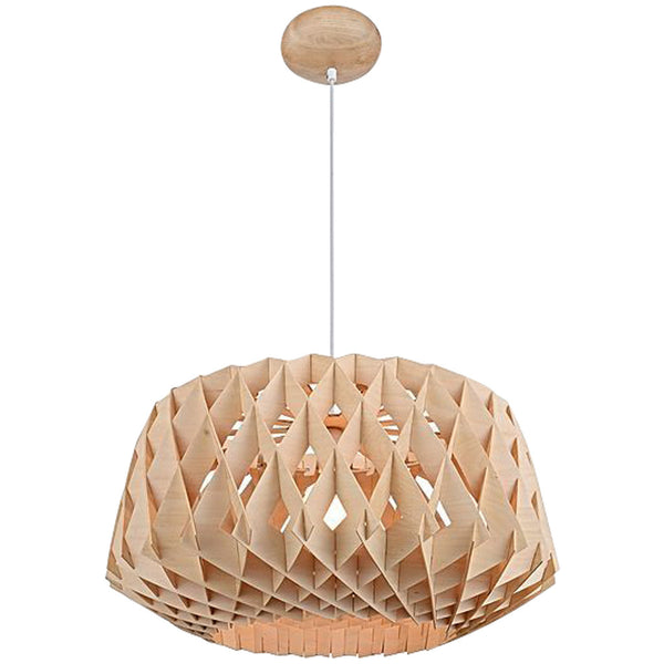 Citilux Replica Pilke 60 Pendant Light - Natural - Industrial Lighting Studio