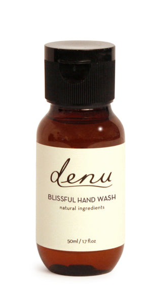 Blissful Hand Wash - perfect travel size