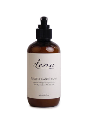 Blissful Hand Cream - 240ml