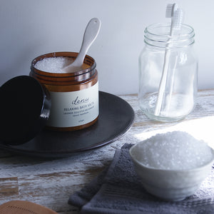 TOP SELLER for Mother's Day - Relaxing Bath Salts & Body Oil