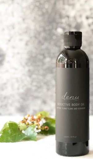 TOP SELLER for Mother's Day - Seductive Natural Exfoliator & Body Oil