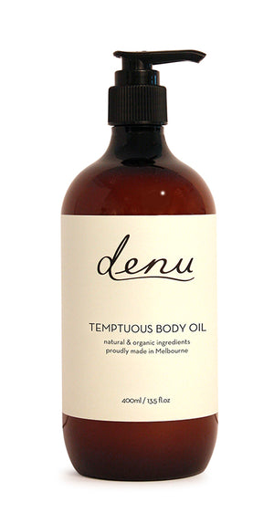 Temptuous Body Oil - 400ml