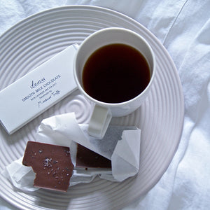 Relaxing Room Mist and delicious smooth Milk Chocolate Bar