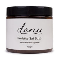 Revitalise Salt Scrub - 400gm