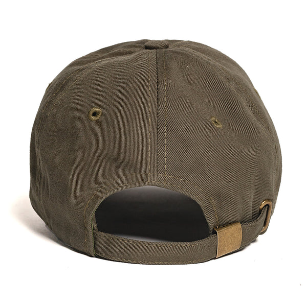 OG LOGO 6 PANEL HAT - MILITARY GREEN