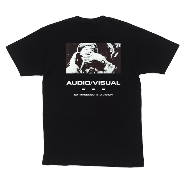 A/V SQUAD T-SHIRT - BLACK