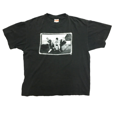 VINTAGE BEASTIE BOYS CHECK YOUR HEAD T-SHIRT
