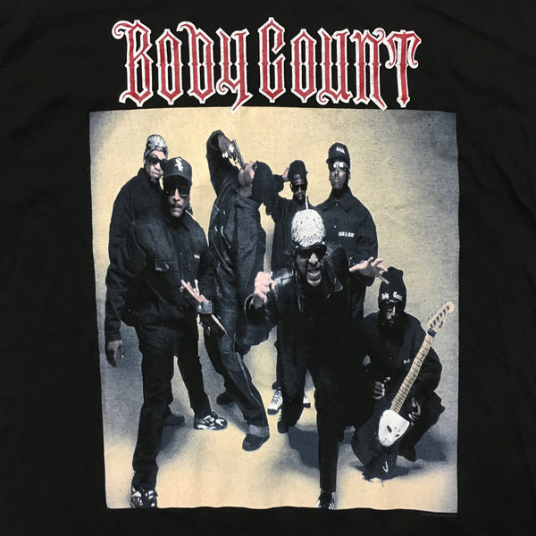 VINTAGE BODY COUNT T-SHIRT