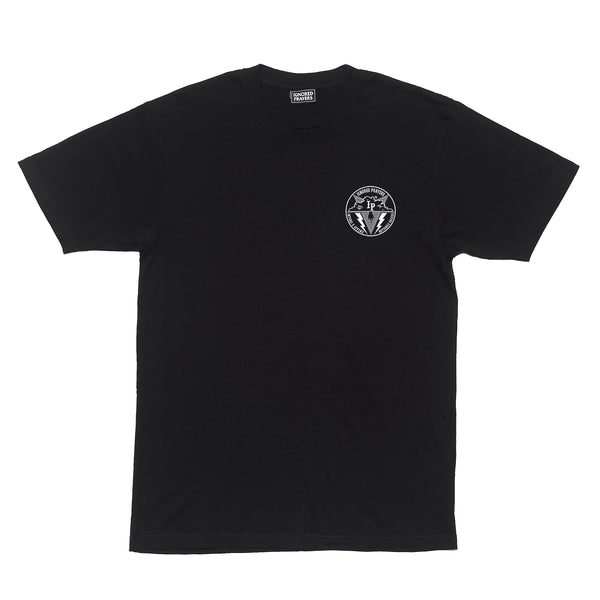 CLOUDS T-SHIRT - BLACK