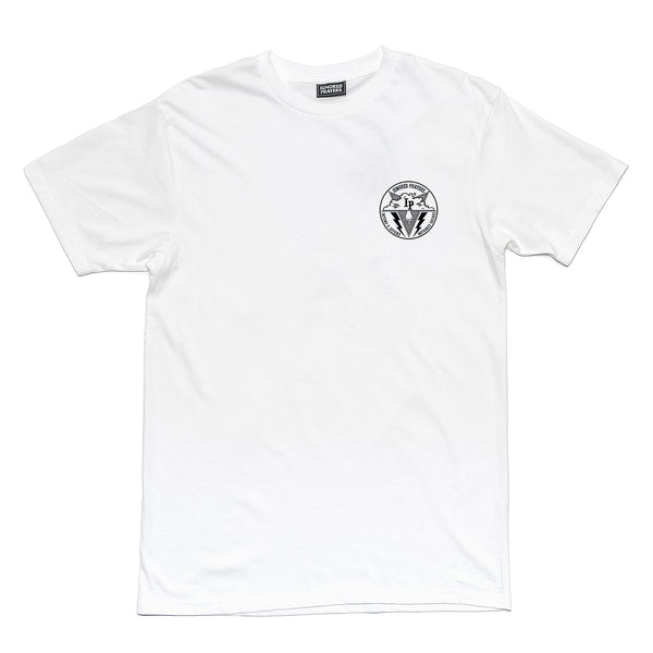 CLOUDS T-SHIRT - WHITE