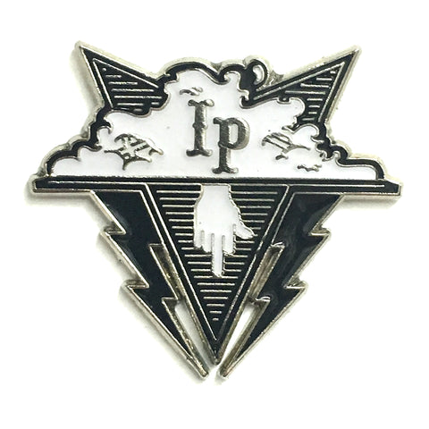 CLOUDS PIN