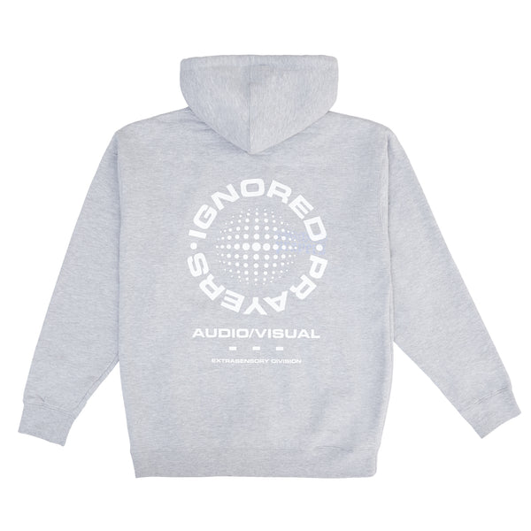 A/V SQUAD HOODIE - ATHLETIC HEATHER