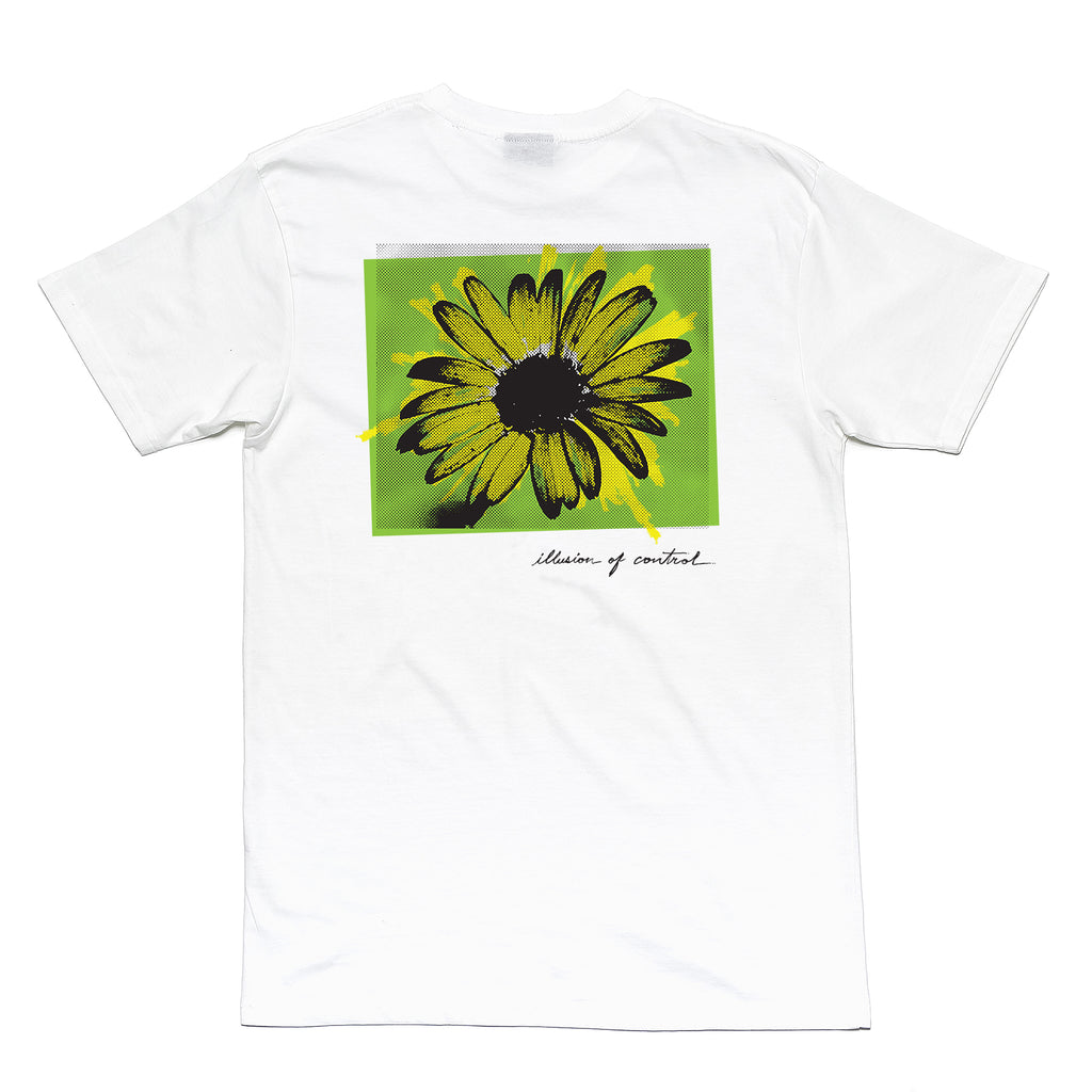IN BLOOM T-SHIRT - WHITE