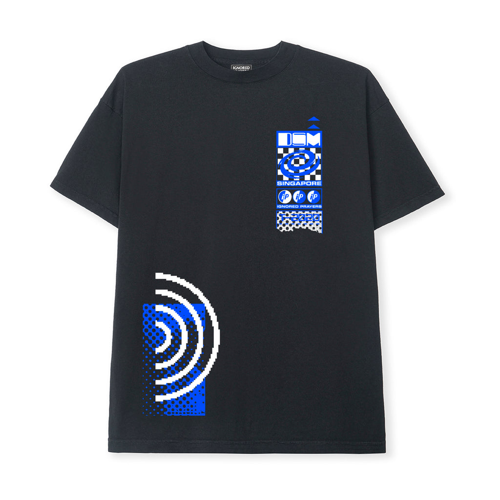 DOVER STREET MARKET SINGAPORE - OPEN HOUSE '19 TEE - BLACK