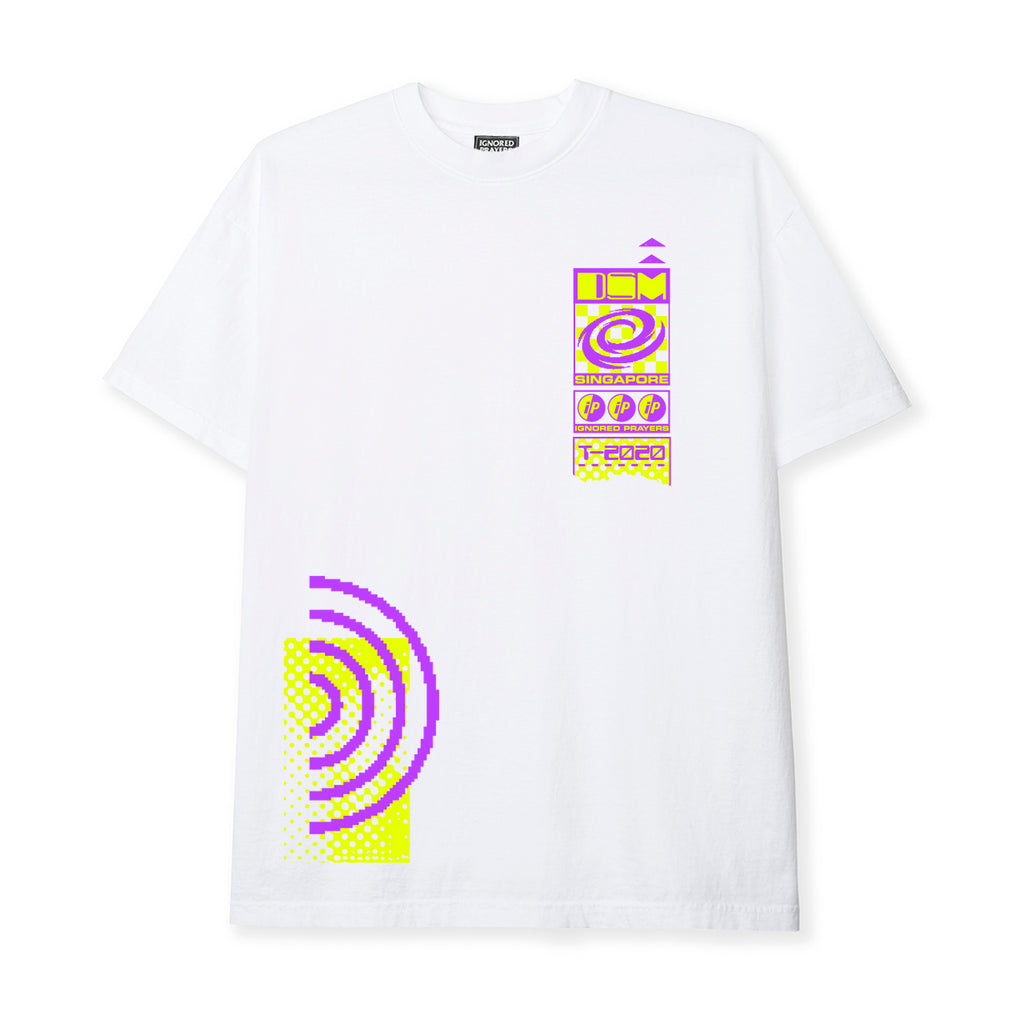 DOVER STREET MARKET SINGAPORE - OPEN HOUSE '19 TEE - WHITE